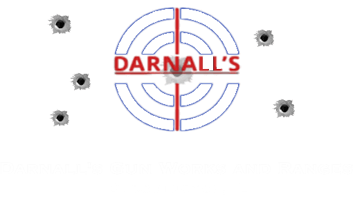 Darnall's Gun Works & Ranges - Bloomington Illinois Footer Logo