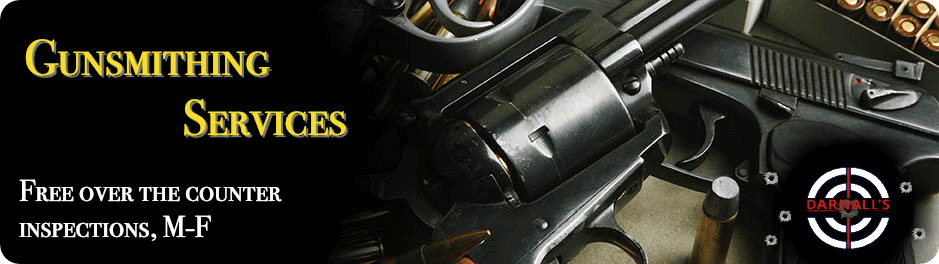Darnall's Gun Range - Bloomington IL | Gunsmith